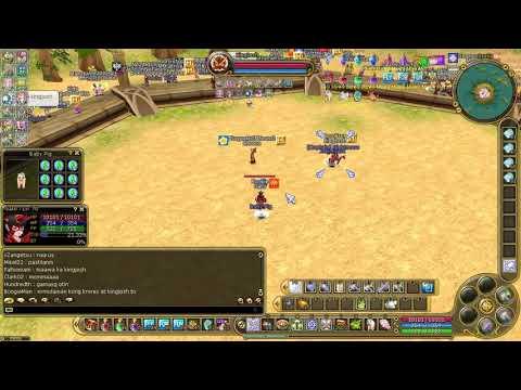 1v1 Blade Tournament - I GOT DESTROYED!!! (Playpark Flyff