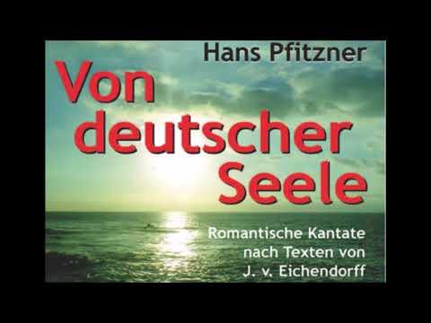 """Pfitzner """"Von deutscher Seele"""" Heinrich Hollreiser"""