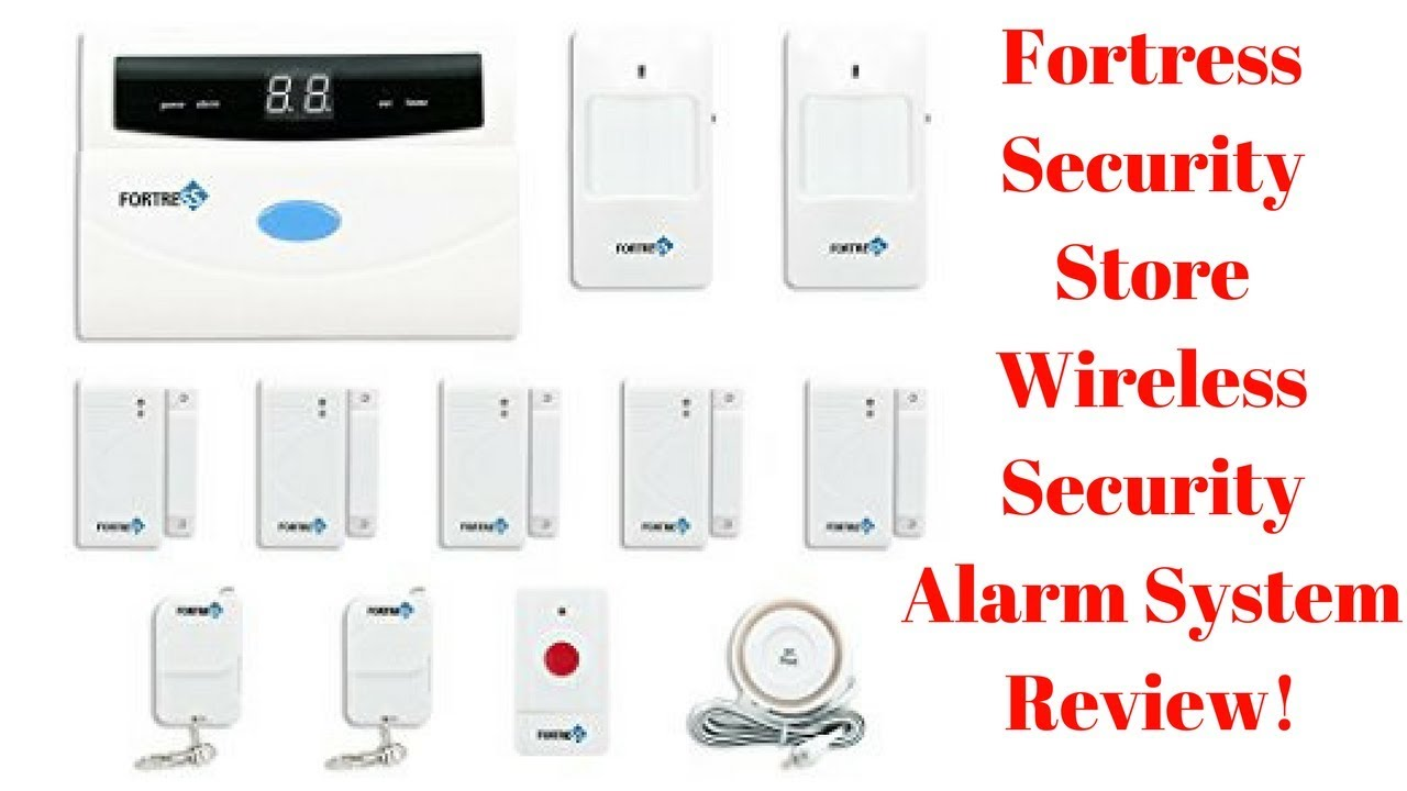Wireless Systems Top Rated Security