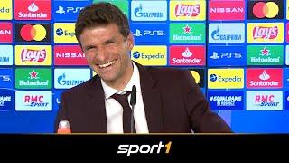 Müller verplappert sich: