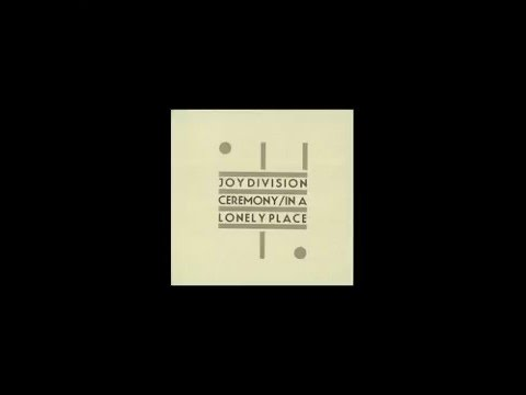 Joy Division Ceremony Lyrics Subtitulos En Español