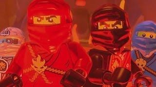LEGO Ninjago: Shadow of Ronin Walkthrough Part 6 - The Volcano Core & Volcanic Slide (3DS/Vita)