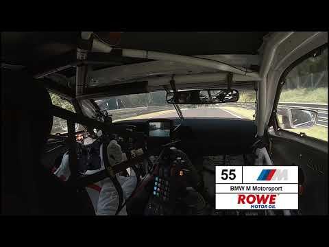 ROWE Speed-Lap   #55 BMW M4 GT3
