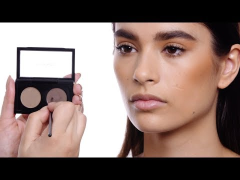 How-To: Instant 3D Brows | M·A·C Tutorial