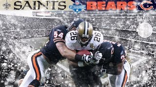 Urlacher Leads New Monsters of the Midway (Saints vs. Bears, 2006 NFC Champ) | NFL Vault Highlights