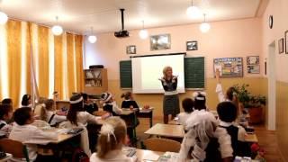 """урок """"основы здоровья""""  Начальная школа"""