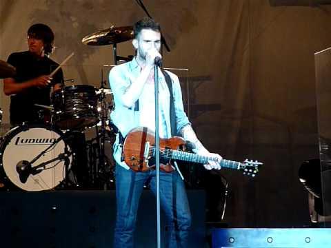 Maroon 5 - The Sun - Meadowbrook US Cellular Pavilion 7.31.01