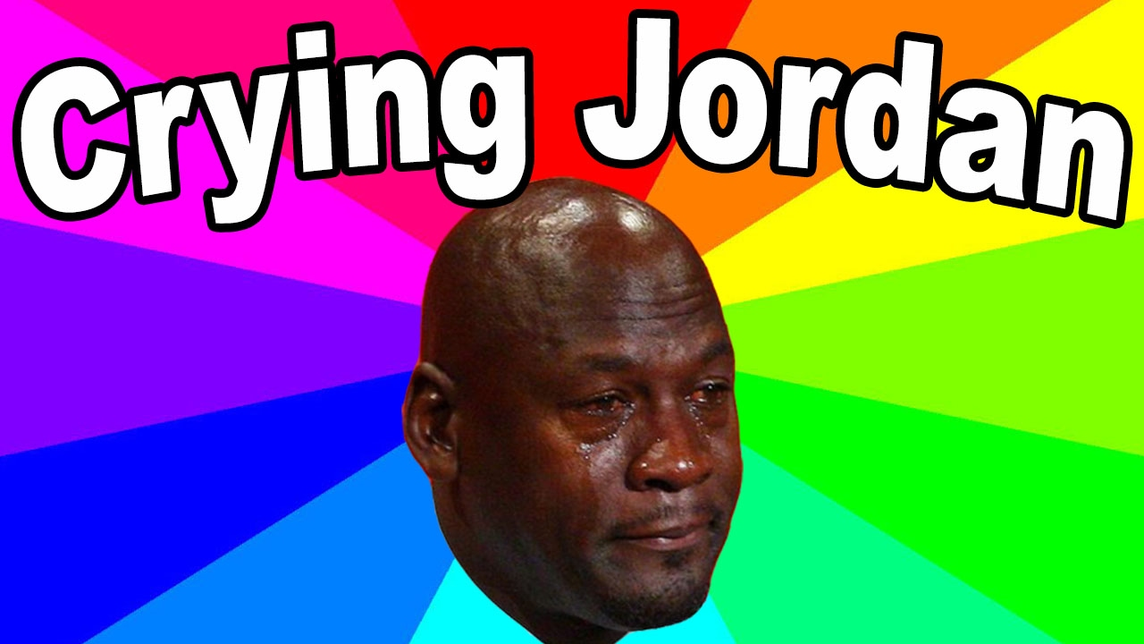 maxresdefault what is the crying jordan meme? the history meaning and origin of,Crying Jordan Meme