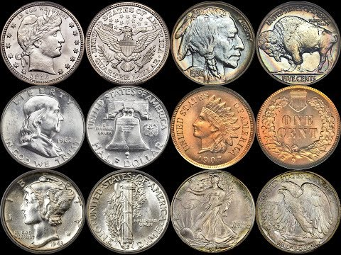 What Are the Best Beginner Coins To Collect?  Non-Modern Type and Affordable!