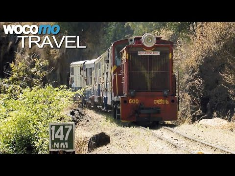 The Mathera-Hill Railway (Documentary in HD) | Toy Trains – Part III
