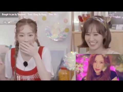 [Vietsub] Girls' Generation-Oh!GG Reacts To 'Lil' Touch' (몰랐니) MV | VLIVE  Home Party