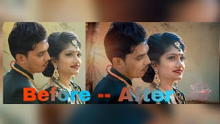 🔥🔥🔥 Lightroom Tutorial - How to edit Pre Wedding Photo In Android | Drak Night Editing |