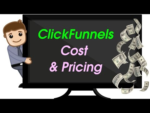 Clickfunnels Review - What does Clickfunnels Cost? - Clickfunnels Price | Honest Review!