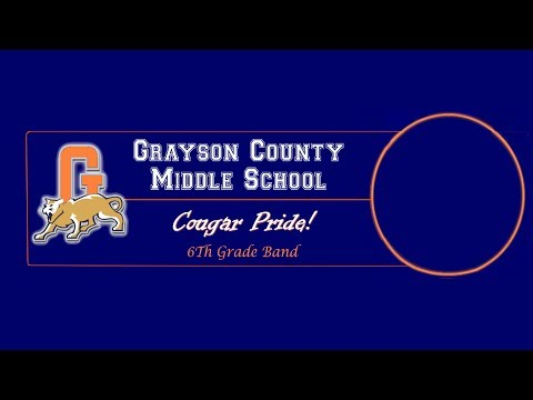 grayson county middle school band