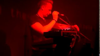 Mesh - Firefly (too fast and too short) (Live Video - We Collide Tour 2007)