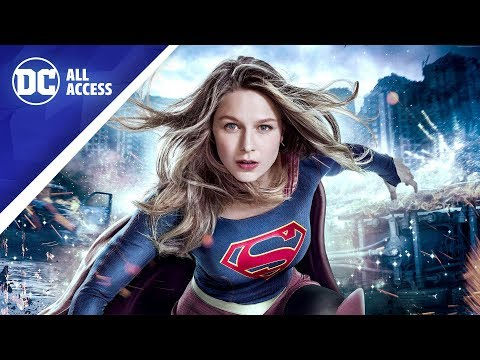 SUPERGIRL Finale w/ Mehcad Brooks + Jim...