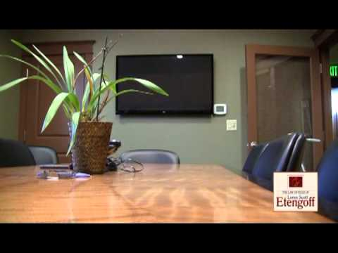 Personal Injury Attorney - Loren S. Etengoff, Vancouver WA | Office Tour