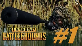 PLAYERUNKNOWN'S BATTLEGROUNDS #1 - Easy wygrana z UMP-em