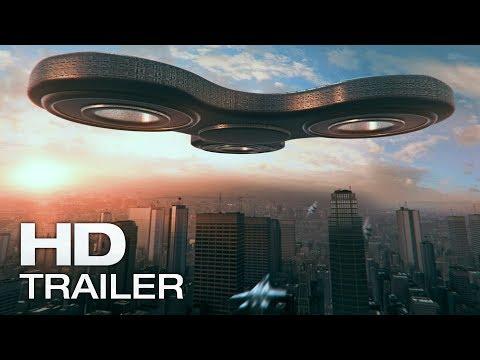 FIDGET SPINNER - THE MOVIE Trailer (2017)  | Julien Bam