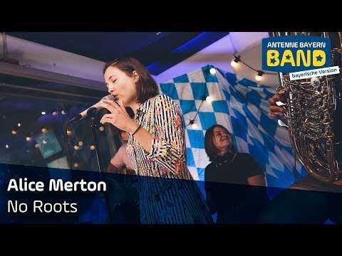 Alice Merton  No Roots  Unplugged   Bayerische Version