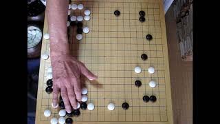 『囲碁』S43年6月号 置碁検討録 六子局 MR囲碁2714