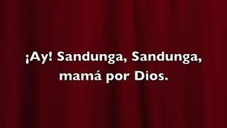 Download lagu ¡Ay! Sandunga. ¡Ah, que la canción!