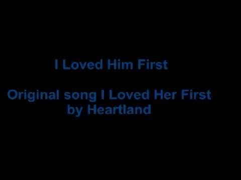 I Loved Him First - Cover- Joyce MacPhee
