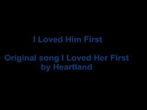 I Loved Him First - Cover- Joyce MacPhee
