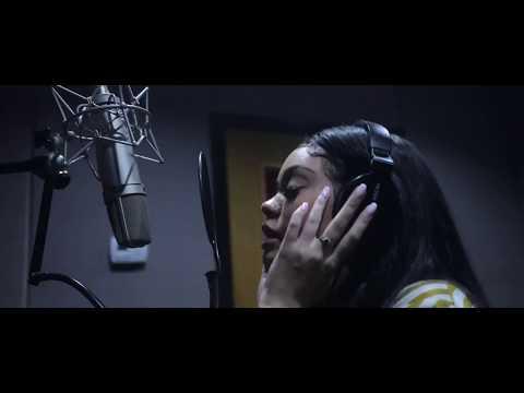"Mulatto x Coca Vango ""Ain't Shit"" (""Infidelity"") Studio Session [Shot by: @ottothedirector]"