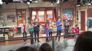 Girl Meets World Taping Curtain Call - Girl Meets Commonism 12/23/14