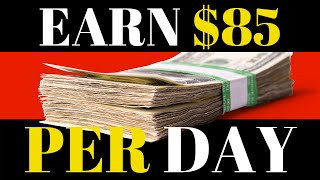 Make money online with google for free - earn $85 per day