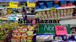 Cheapest shopping places in Mumbai || Star Bazaar || offers at Star Bazaar July 2018