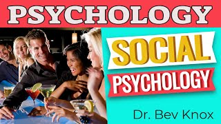 Learn Psychology While You Sleep - Intro to Social Psychology