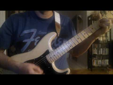 OPETH - Eternal Rains will come -Guitar cover and riff by riff