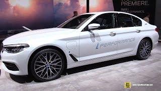 2018 BMW 530e i-Performance - Exterior and Interior Walkaround - 2017 Frankfurt Auto Show