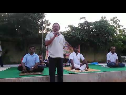 On the way of Yoga-Mr.Happy  Application's of Yoga in daily life  