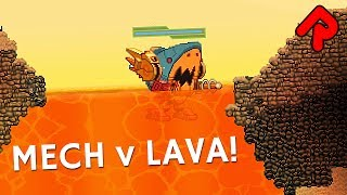 How Tough is Your Mech?! Starbound 1.3 Mechs v Lava, Acid, Lasers & More!
