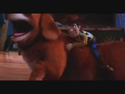 Toy Story 3 Old Buster Scene