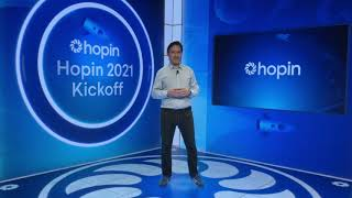 Hopin's Mobile App Product Reveal (Hopin 2021 Kickoff)