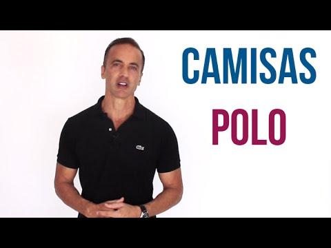 Camisas Polo - Como Usar  - YouTube 6e52918a0d9ad