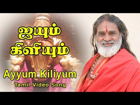 AYYUM KILUYUM - VIDEO SONG || VEERAMANIDASAN || ANUSH AUDIO