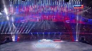 видео: Гимн России на церемонии открытия Паралимпиады в Сочи 2014