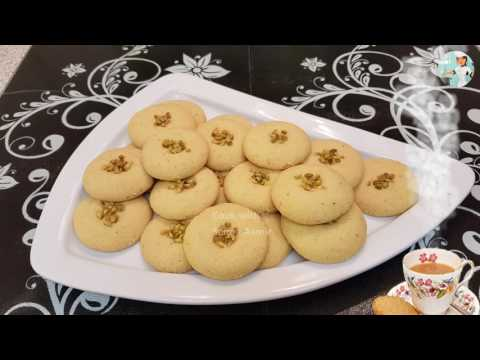 Nan khatai نان خطائی / Cook With Saima
