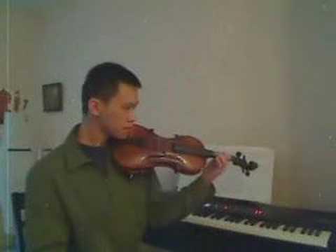 耳をすませば  - 追憶 Violin (Whisper to the Heart Tsuioku)