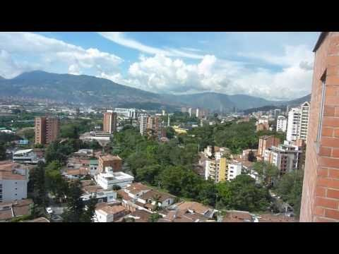 Tour of my apartment in Medellin