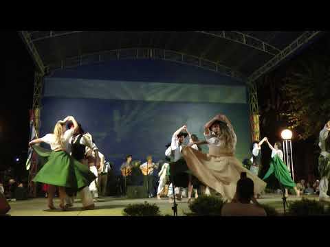 Uruguayan folk dance: Gato & Huella Vidalita (A José Artigas)