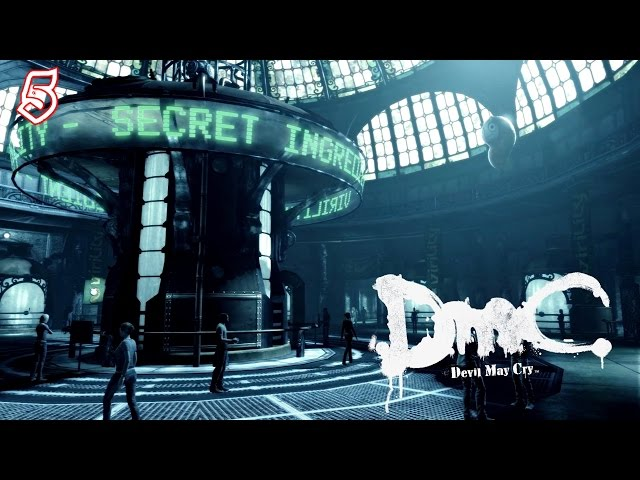 Dmc Devil May Cry #5 | Virility. [pt-br]