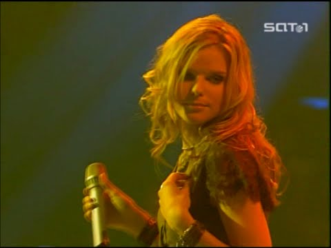 Ana Johnsson - We Are (Live at Taratata, December 18, 2004)