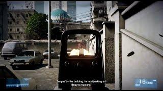 Battlefield 3 -- Gameplay (PS3)