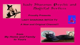 Lady Sharona Witch TV campaign